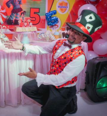 Magia en Panamá para tu fiesta de cumpleaños